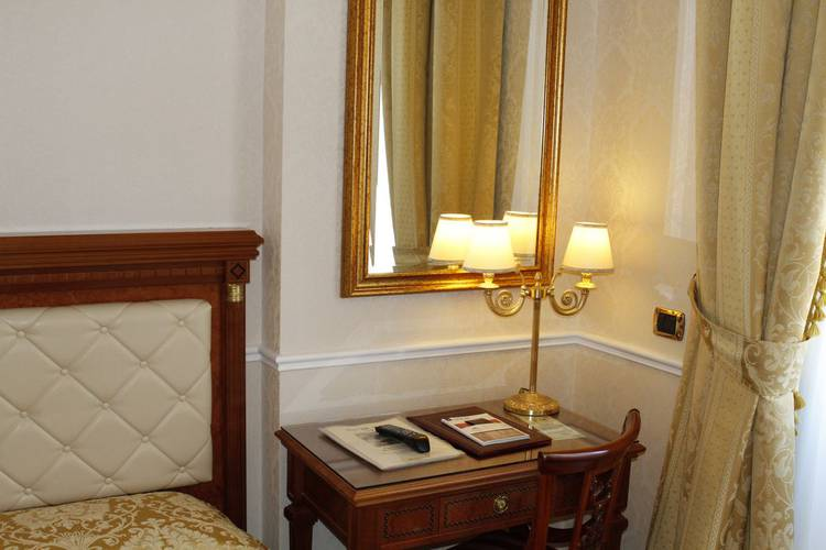 Single room villa pinciana hotel rome