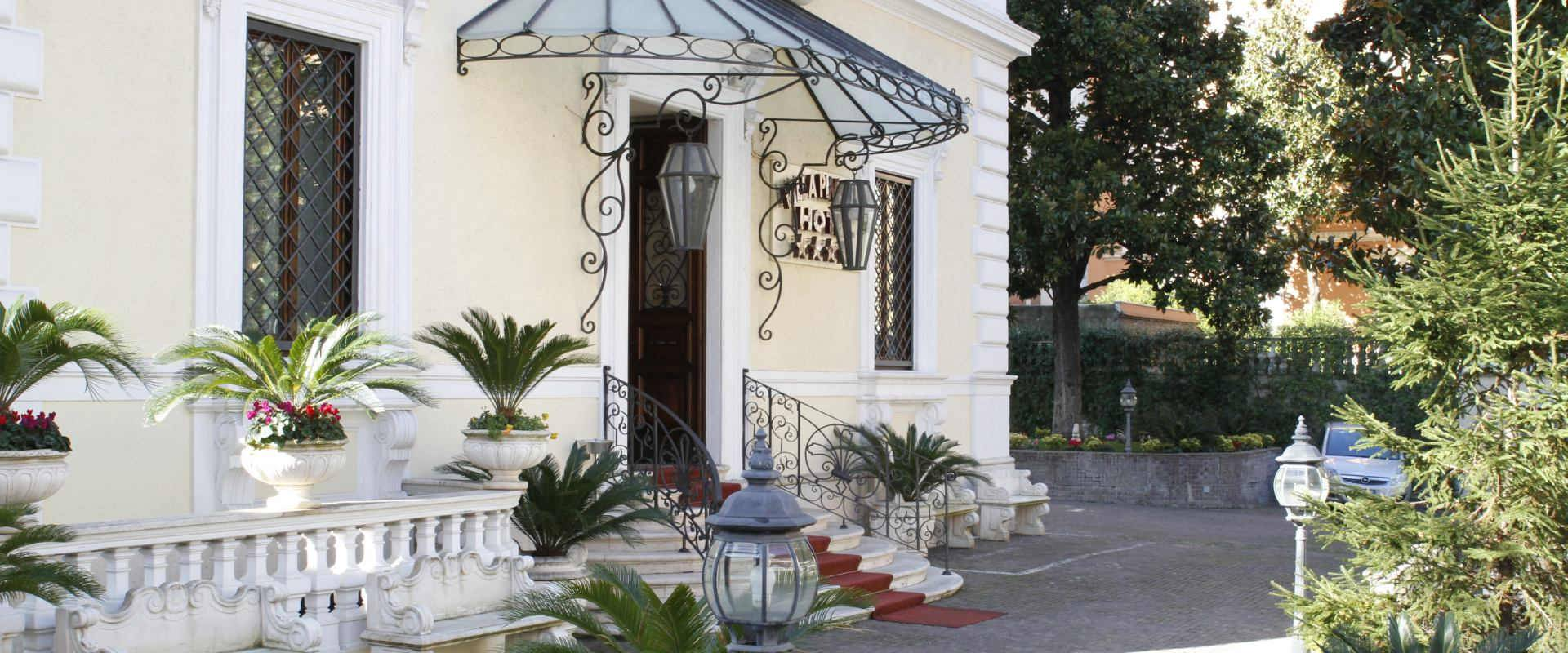 The elegance in the heart of rome villa pinciana hotel